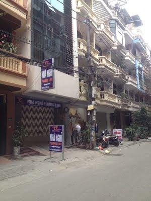 Nhà nghỉ Phương Linh