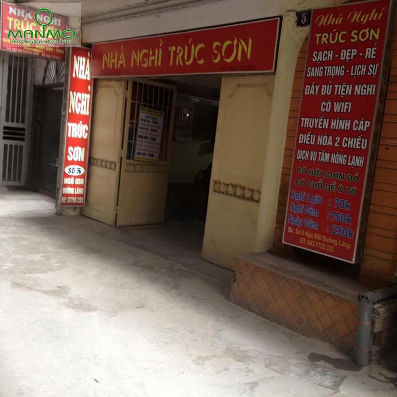 Nhà nghỉ Trúc Sơn