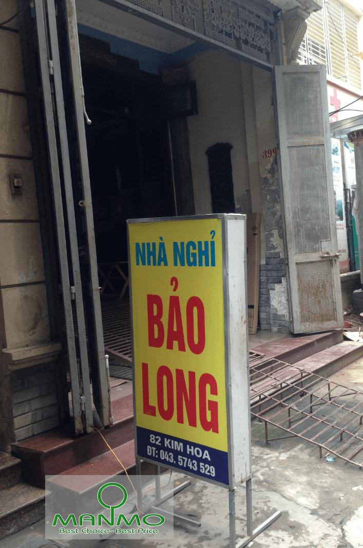Nhà nghỉ Bảo Long