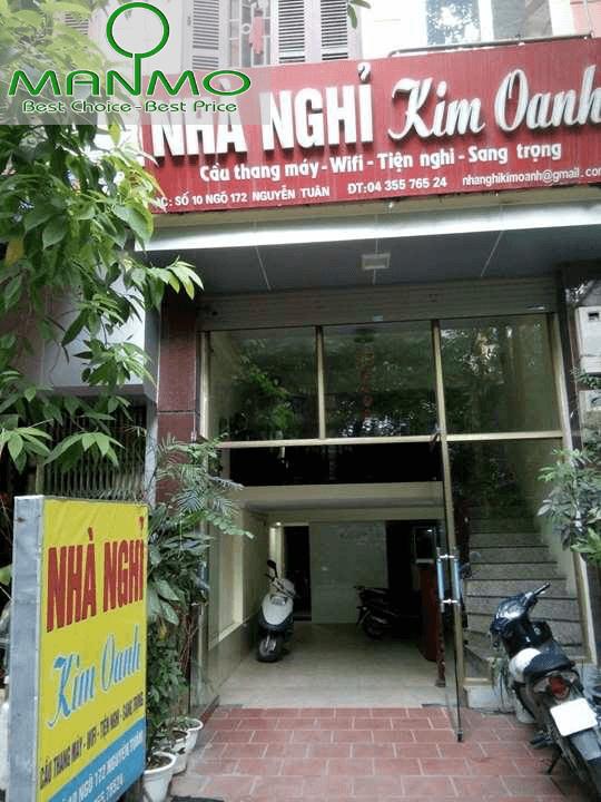 Nhà nghỉ Kim Oanh