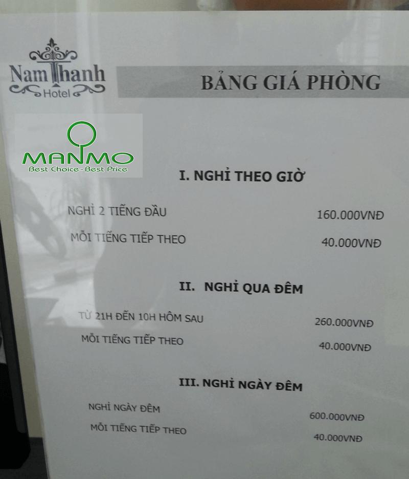 Nhà nghỉ Nam Thanh