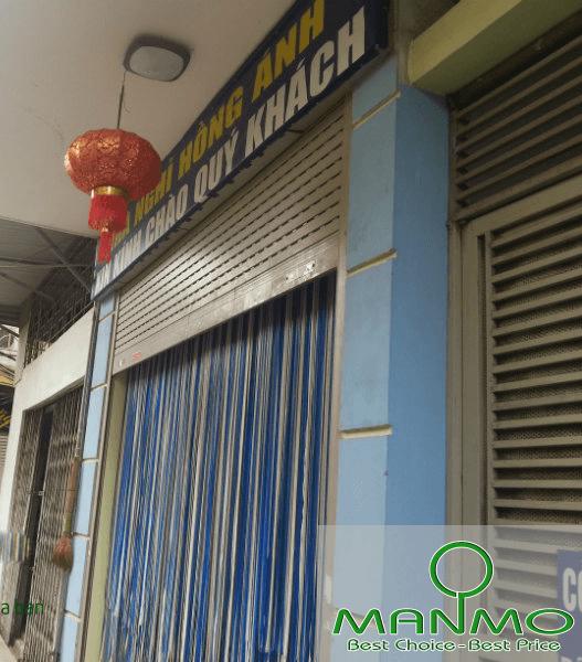 Nhà nghỉ Hồng Ánh