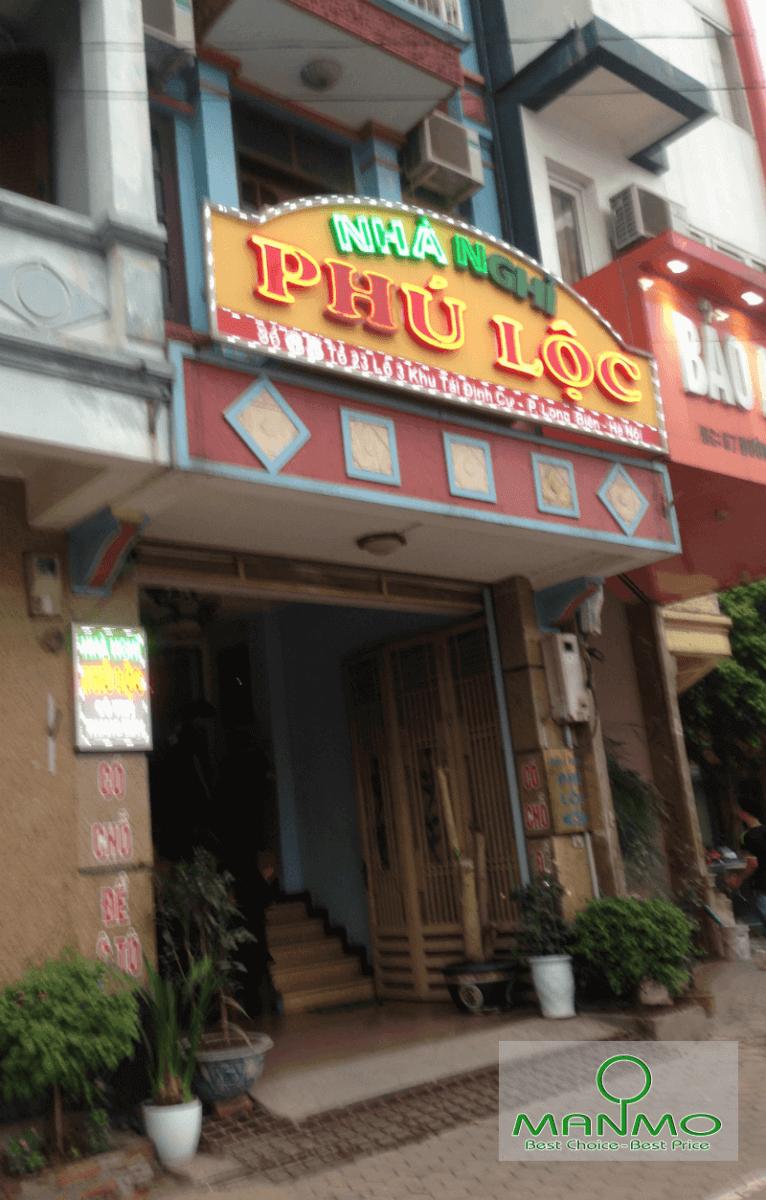 Nhà nghỉ Phú Lộc