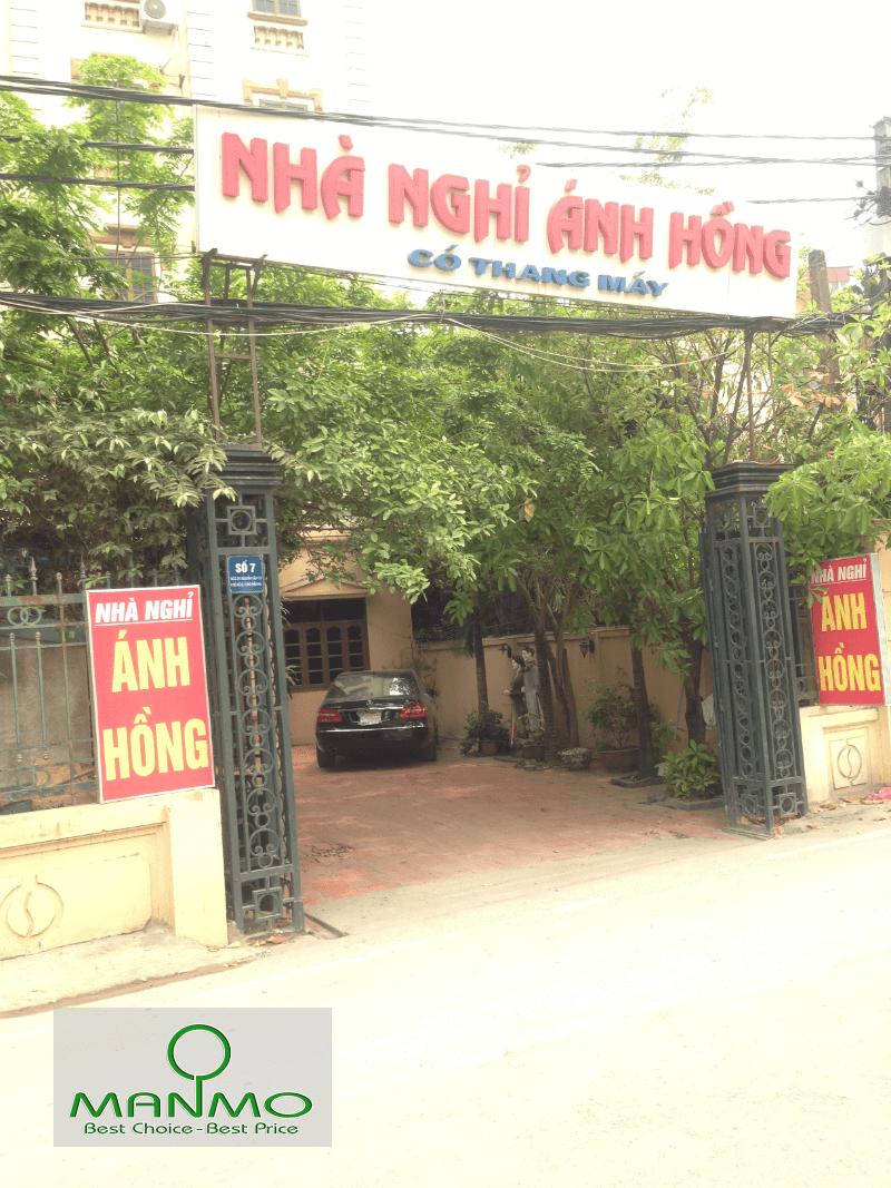 Nhà nghỉ Ánh Hồng