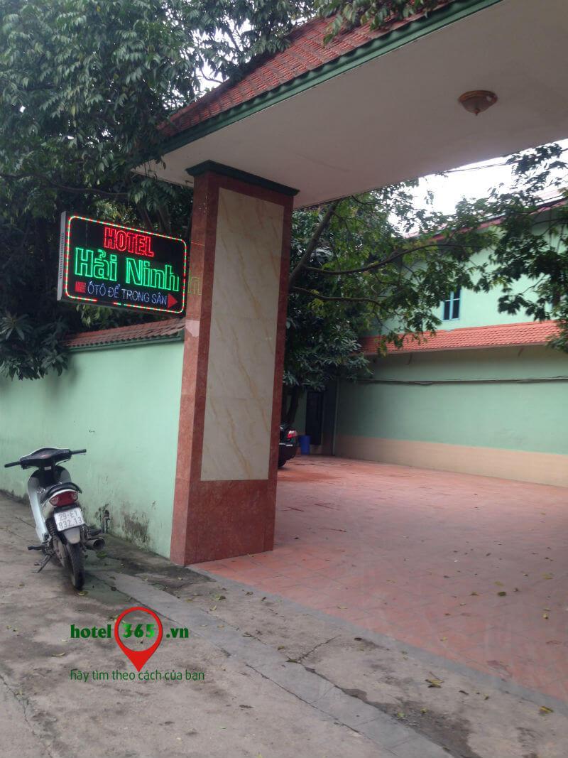 Nhà nghỉ Hải Ninh