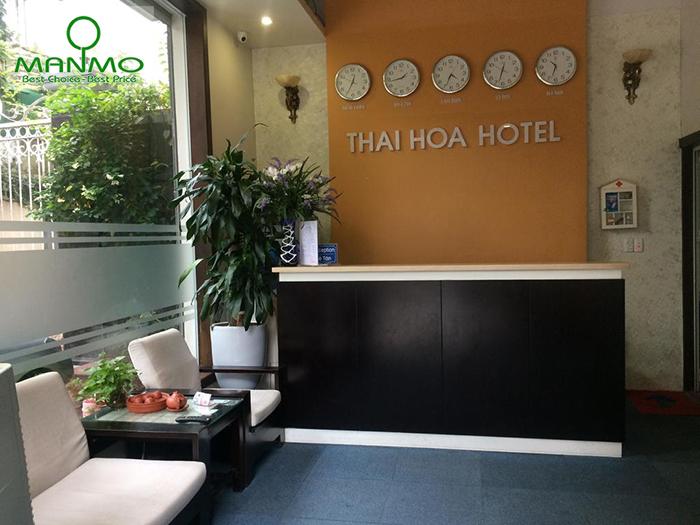 Khách sạn Thái Hòa
