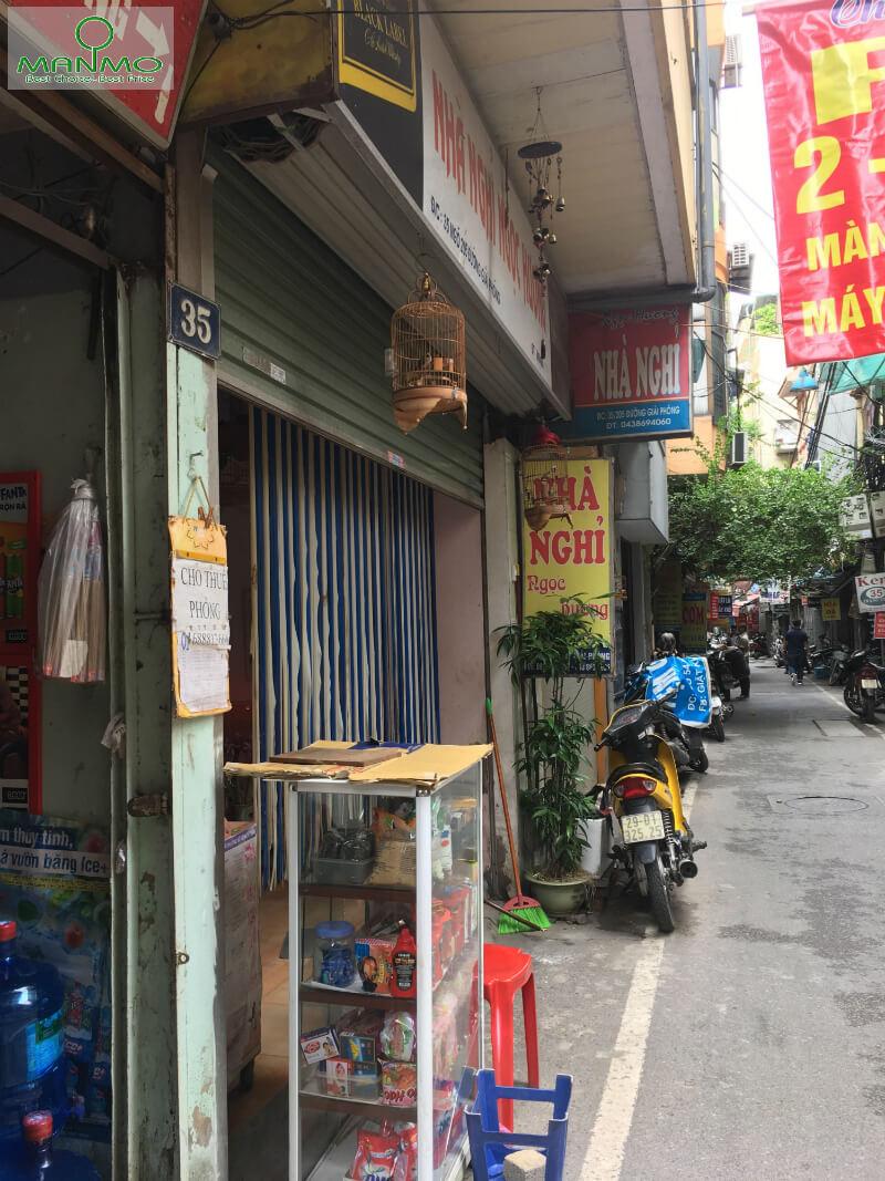 Nhà nghỉ Ngọc Hương