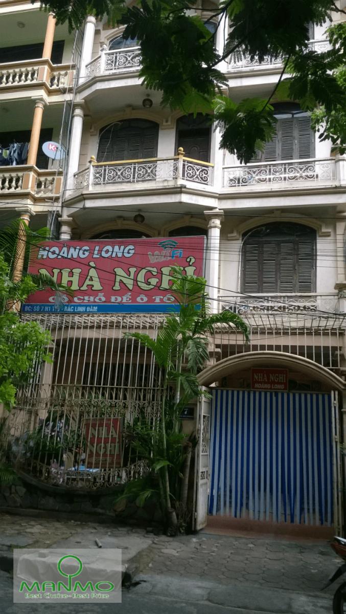 Nhà nghỉ Hoàng Long