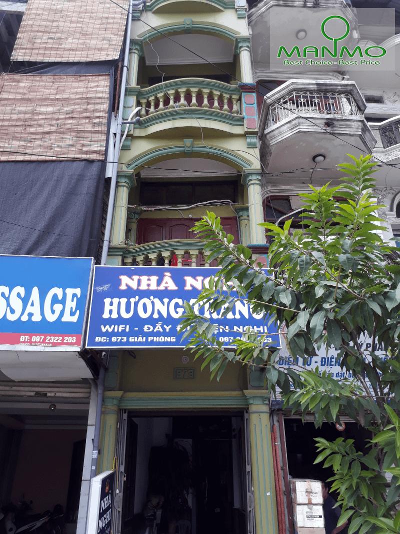Nhà nghỉ Hương Trang