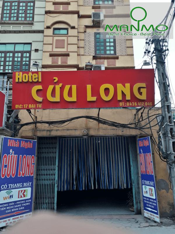 Nhà nghỉ Cửu Long
