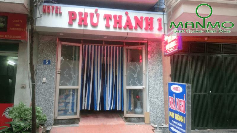 Nhà nghỉ Phú Thành