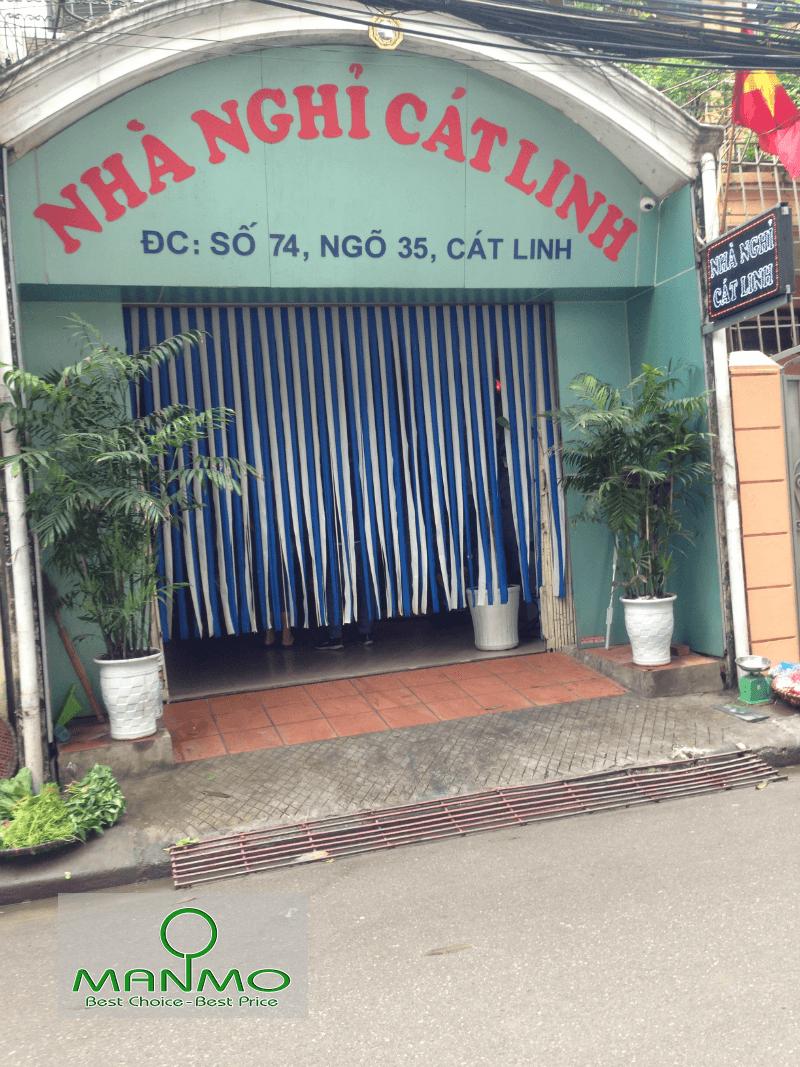 Nhà nghỉ Cát Linh