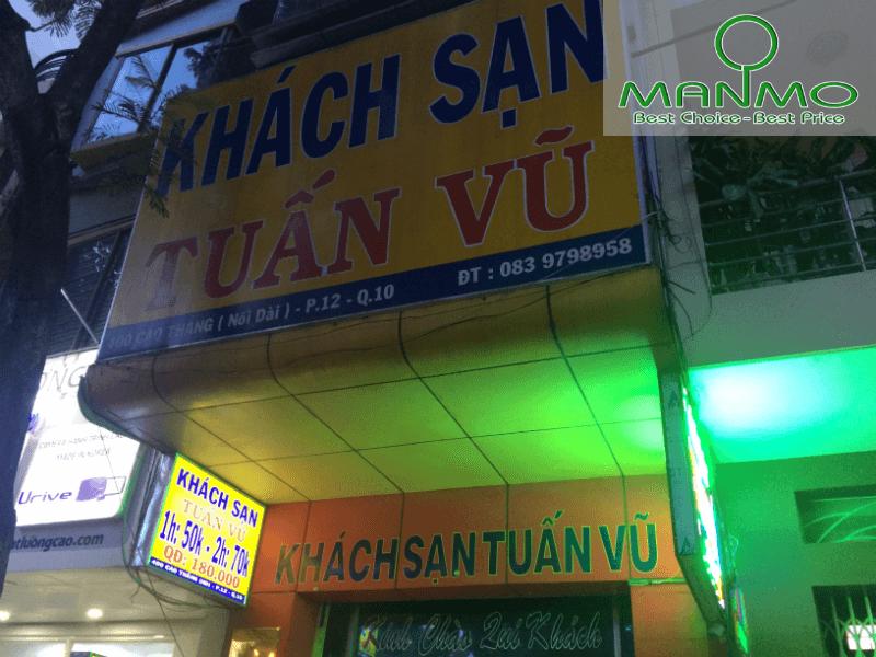 Khách sạn Tuấn Vũ