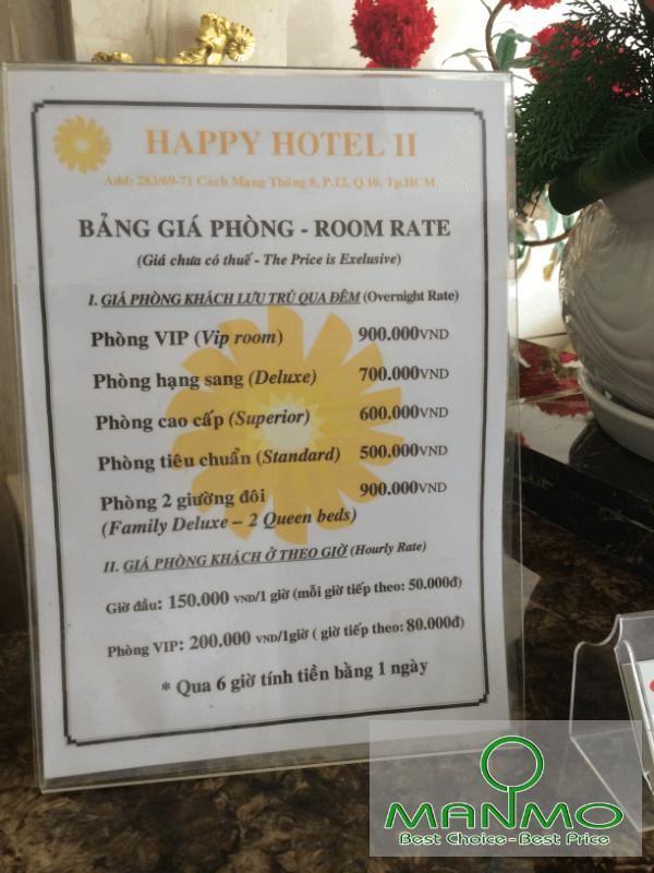 Happy Hotel I