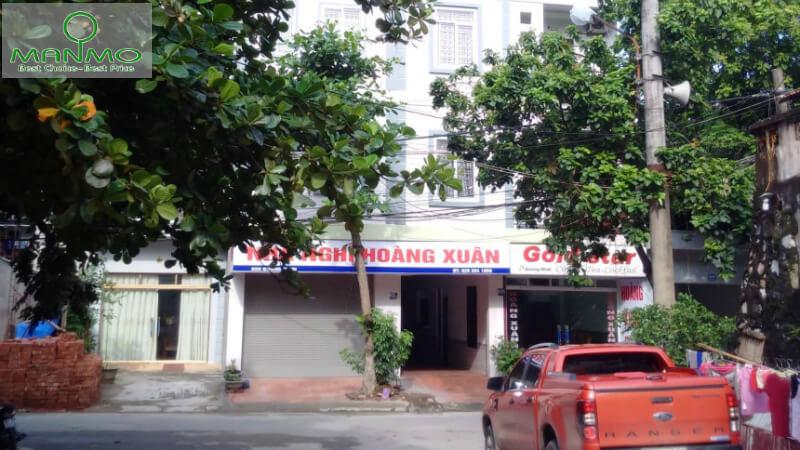 Nhà Nghỉ Hoàng Xuân