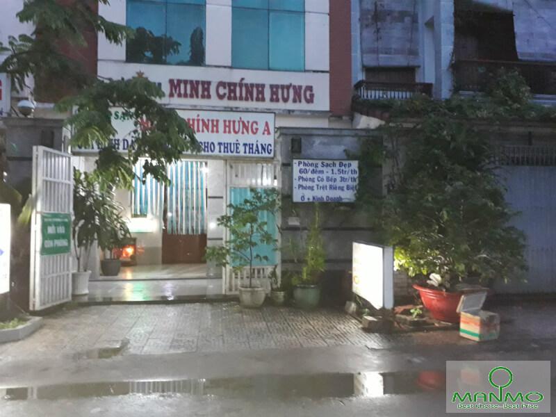 Khách Sạn Minh Chính Hưng A