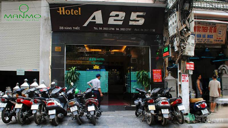 Khách Sạn A25 Hàng Thiếc