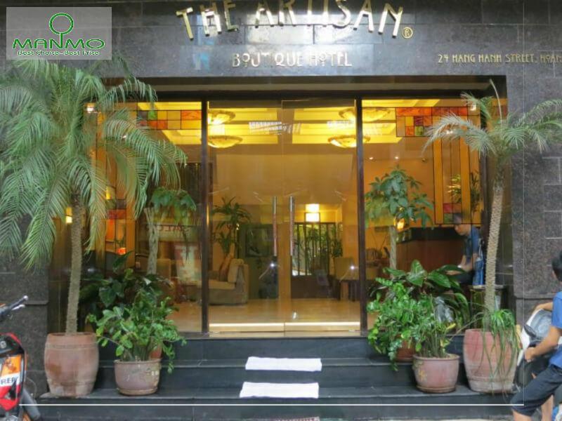 Khách Sạn Artisan Boutique