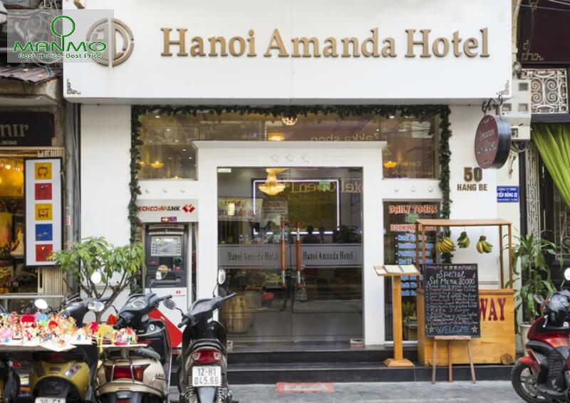 Hà Nội Amanda Hotel