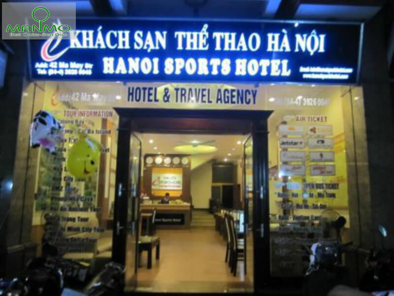 Khách Sạn Thể Thao