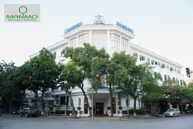 Hoà Bình Hà Nội Hotel