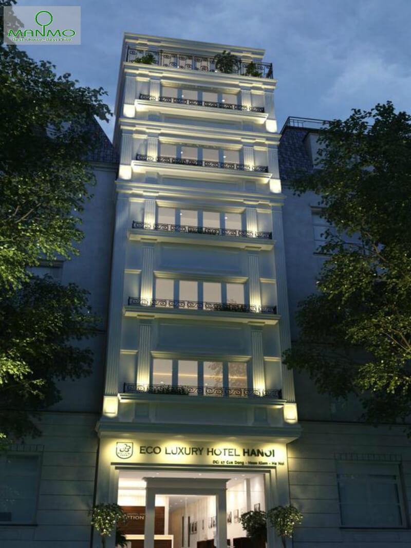 Eco Luxury Hanoi Hotel