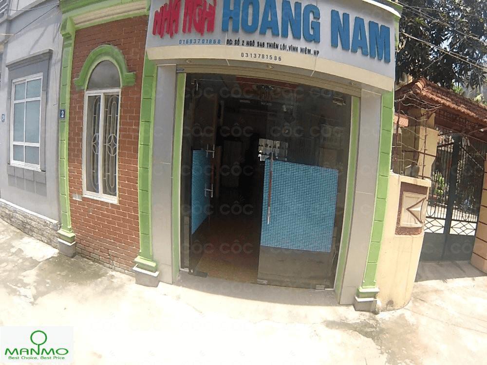 Nhà nghỉ Hoàng Nam
