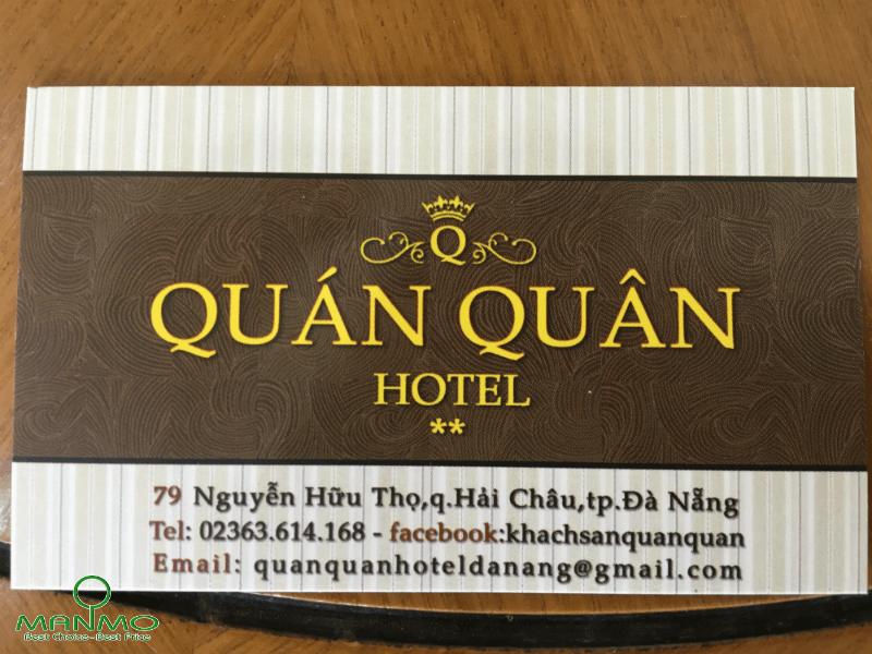 Quán Quân Hotel