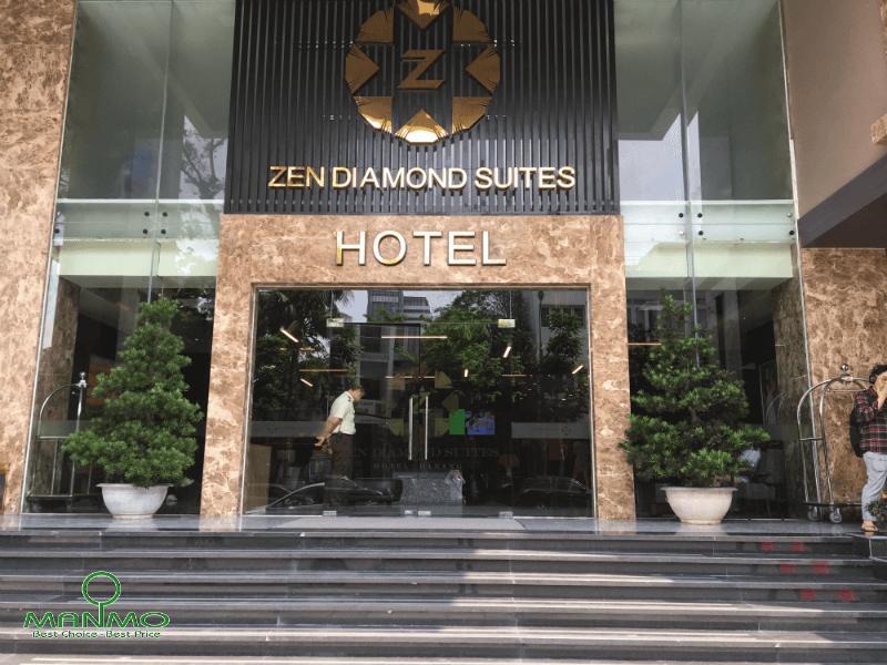 Zen Diamond Suites Đà Nẵng