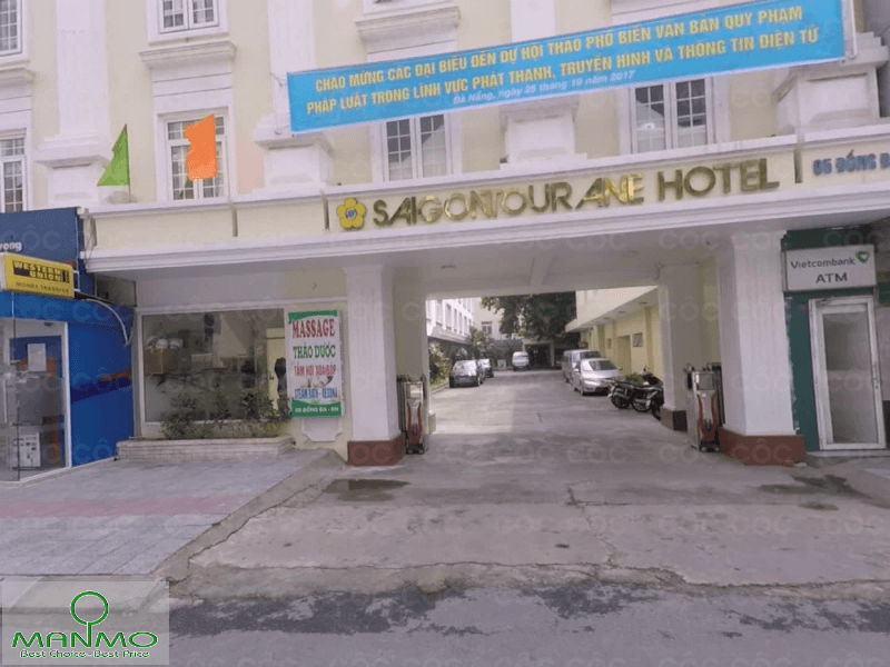 Saigontourane Hotel