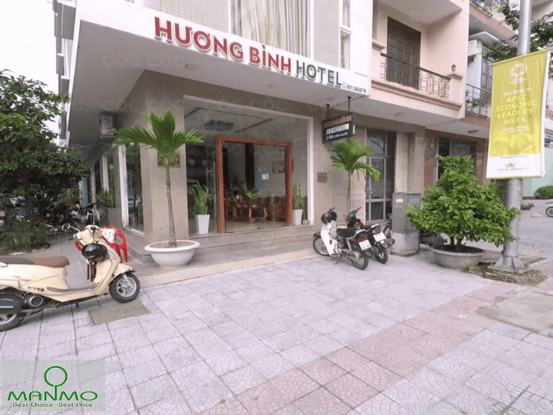 Hương Bình hotel