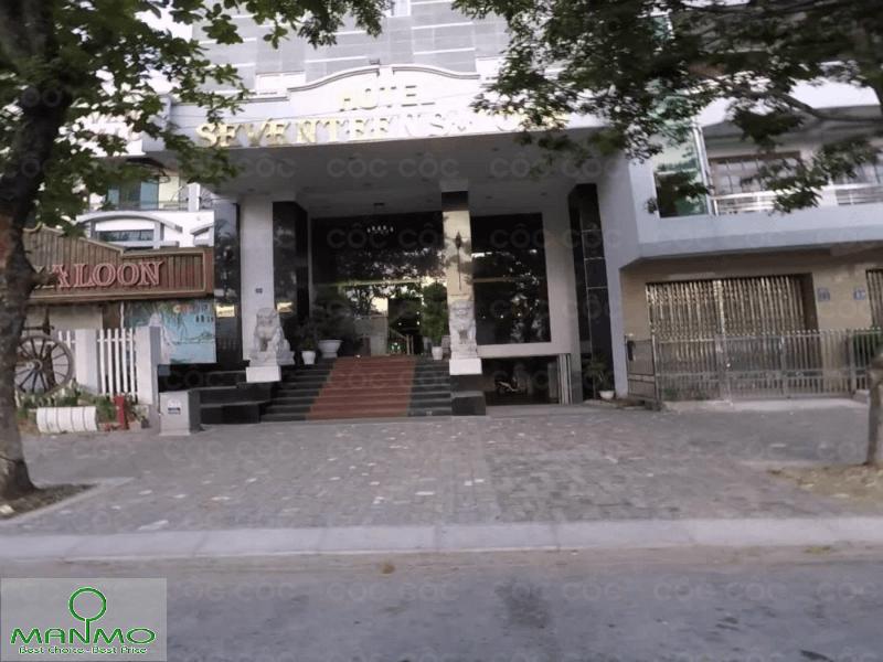 Khách sạn Seventeen Saloon Đà Nẵng