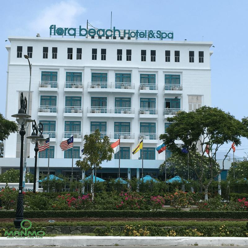 Flora Beach Hotel & Spa