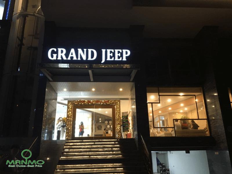 Grand Jeep Hotel