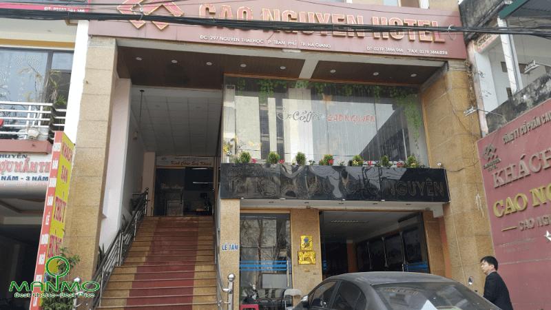 Cao Nguyên Hotel