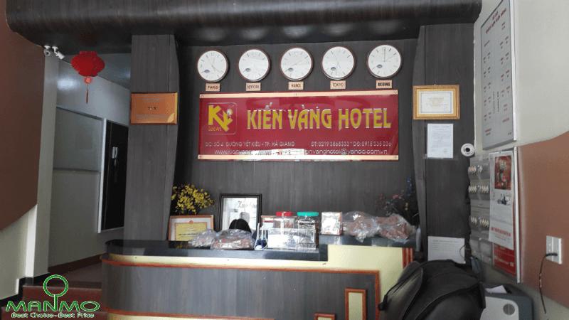 Kiến Vàng Hotel