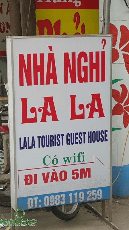 Nhà nghỉ LaLa