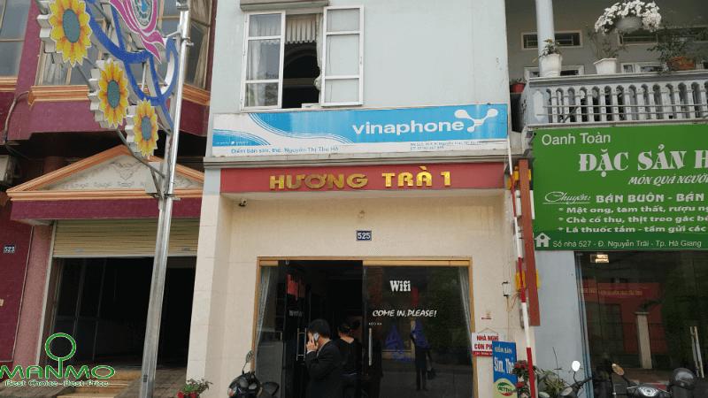 Nhà nghỉ Hương Trà 1
