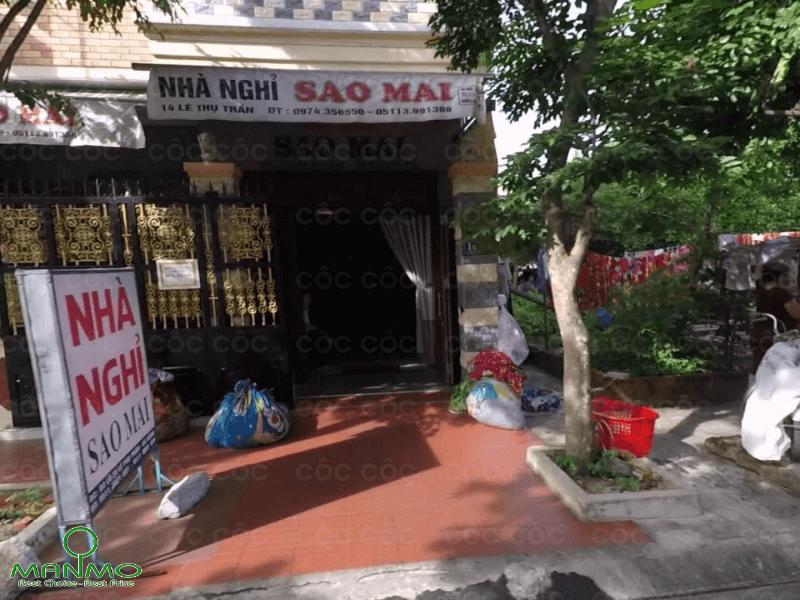 Nhà nghỉ Sao Mai