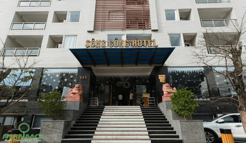 Sông Công Hotel