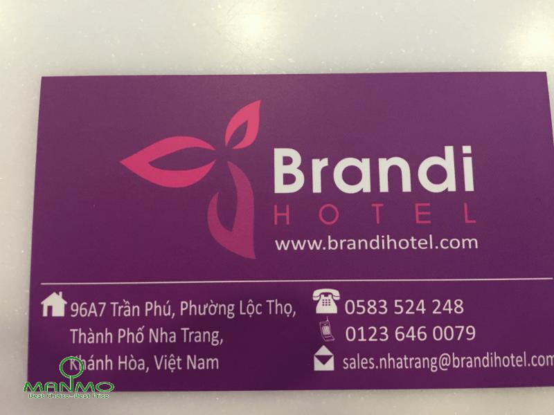 Brandi Ocean view hotel