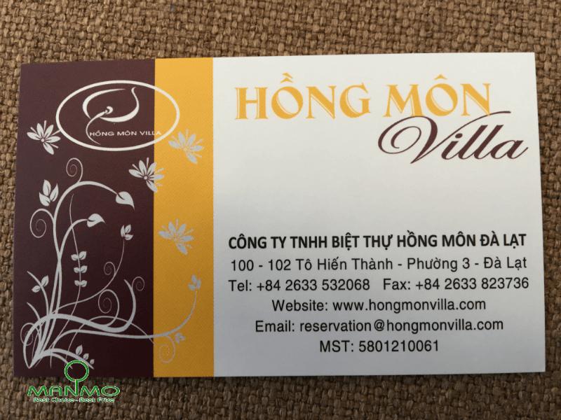 Hồng Môn Villa