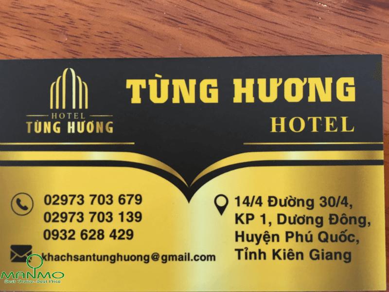 Tùng Hương Hotel