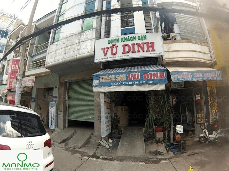 Khách sạn Vũ Dinh