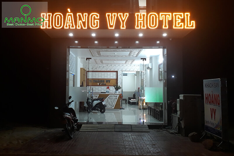 Khách sạn Hoàng Vy