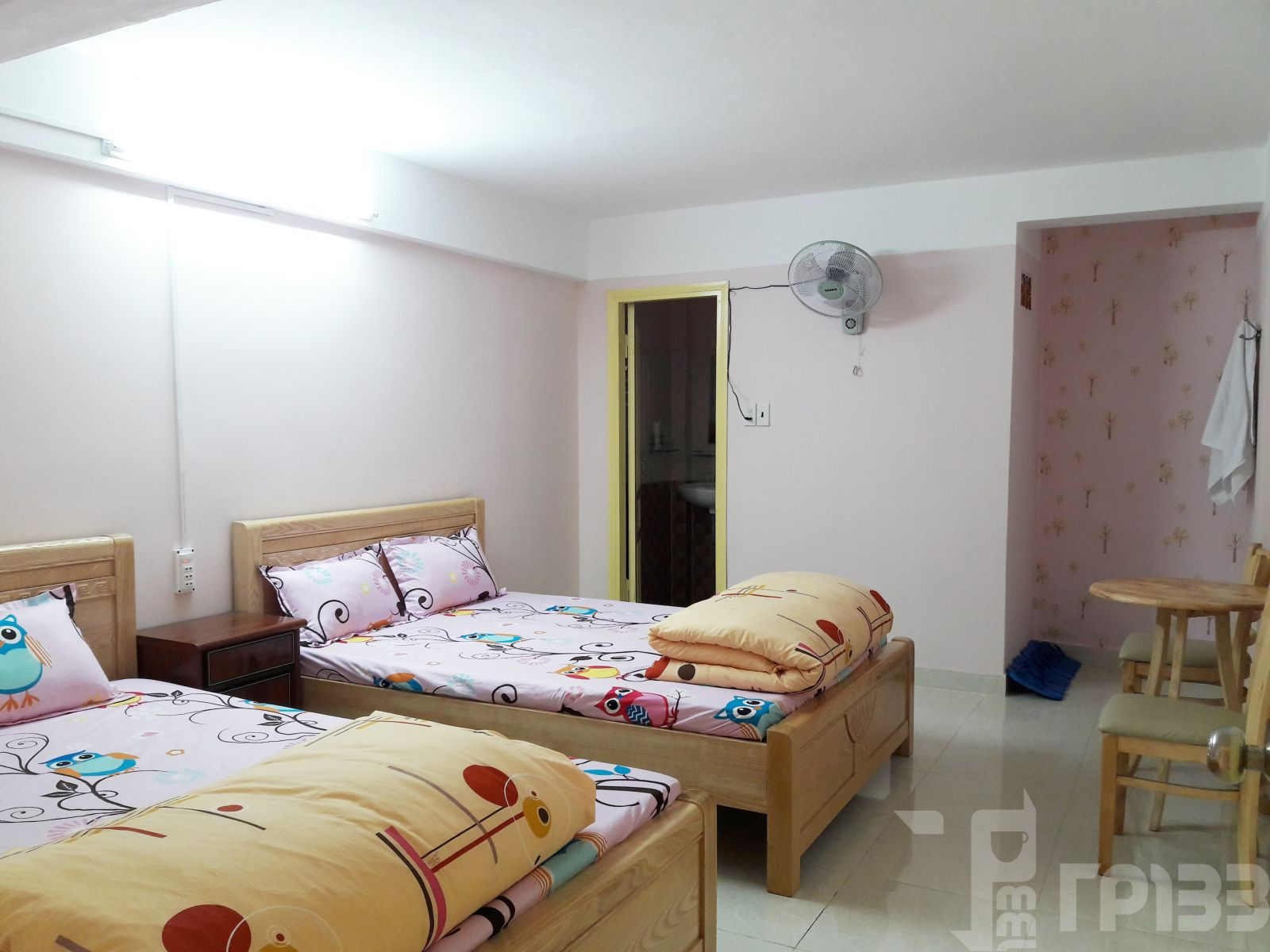 Cơ sở lưu trú du lịch Thông Phong
