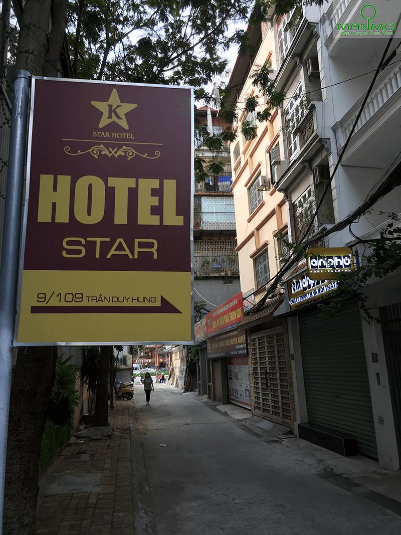 Khách sạn Ngôi sao 2