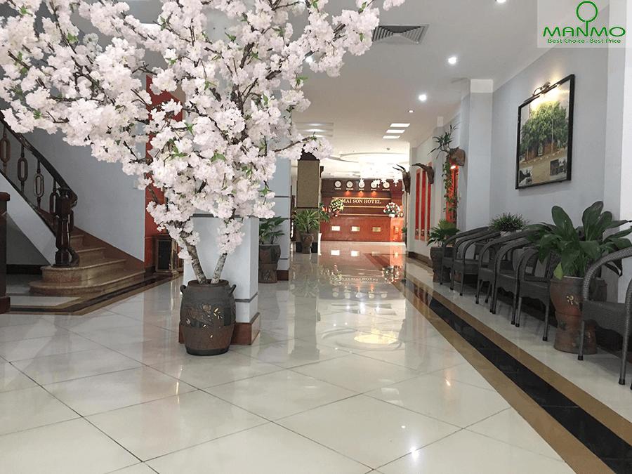 Khách sạn Mai Sơn