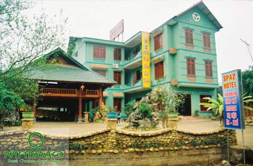 Khách sạn Spa Ngọc Hà