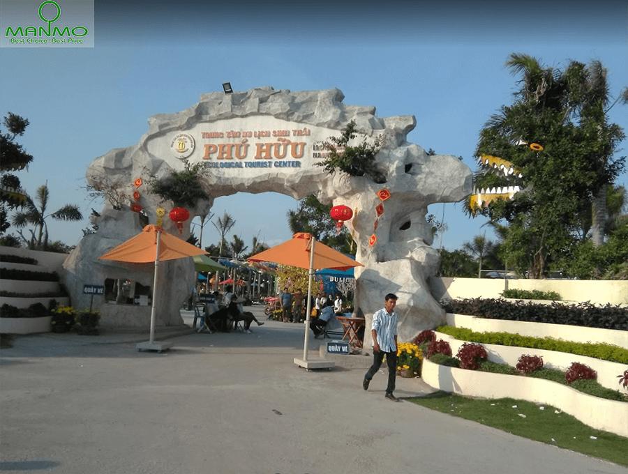 Khu Du lịch Sinh Thái Nghỉ Dưỡng Phú Hữu